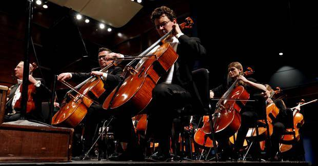 The Oklahoma City Philharmonic performs Saturday, Feb. 3, 2018 in Oklahoma City, Okla. [The Oklahoman Archives]