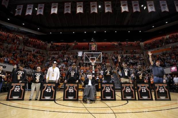 OSU basketball: Cowboys celebrate 1995 Final Four team with a victory over Texas Tech