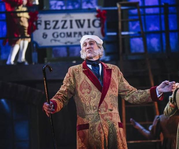 Theater review: Lyric Theatre keeps 'A Christmas Carol' well