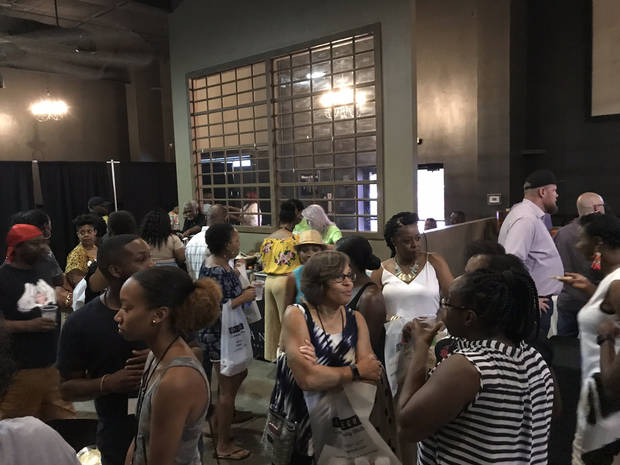 The Black Foodie Summit was Saturday at Bistro 46 in Oklahoma City. [Dave Cathey/The Oklahoman]