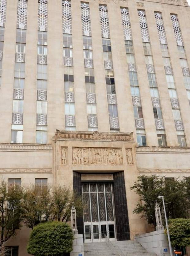 Coronavirus in Oklahoma: Group of Oklahoma County lawyers pushing for closure of courthouse to the public