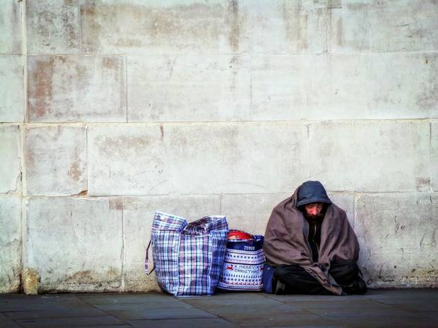 Positives seen in homelessness report | The Oklahoman