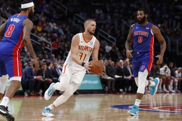 NBA Notebook: Hawks' Chandler Parsons seriously hurt in car wreck