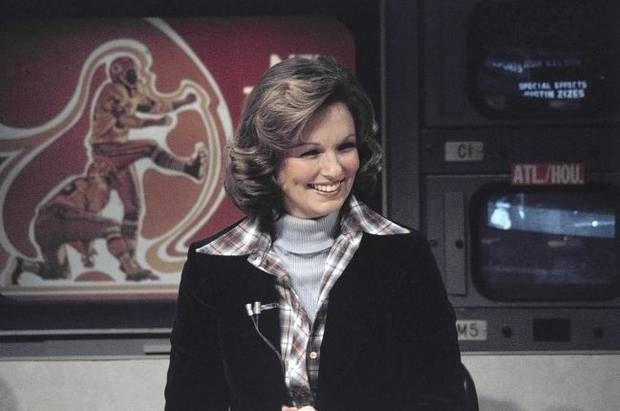 Opinion: Phyllis George was a trailblazer for women in sports media, a gift and role model we won't forget