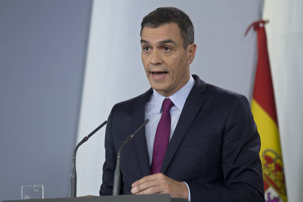 Spanish PM vows to stand firm amid Catalonia violence