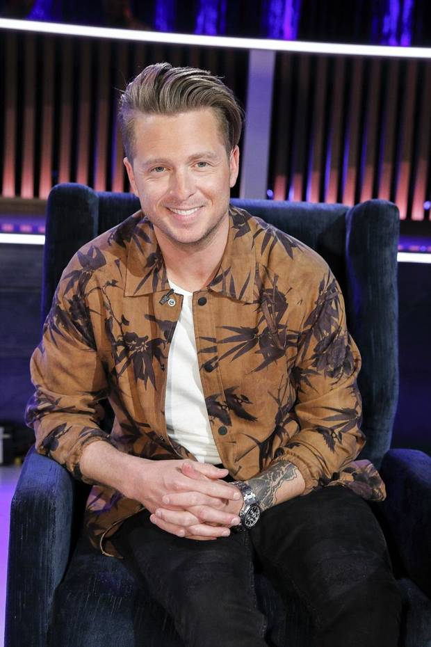 "Ryan Tedder appears on ""Songland."" [Photo by Trae Patton/NBC]"