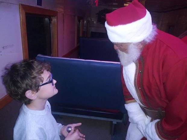 Event review: 'The Polar Express' Train Ride hauls upgraded yuletide experience to OKC