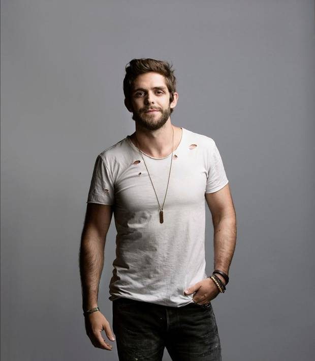 Thomas Rhett to perform in Syracuse, Albany in 2018