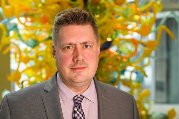 Interview: Michael J. Anderson talks about becoming president and CEO of OKC Museum of Art