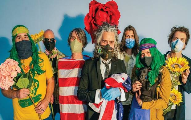 The Flaming Lips [George Salisbury photo]