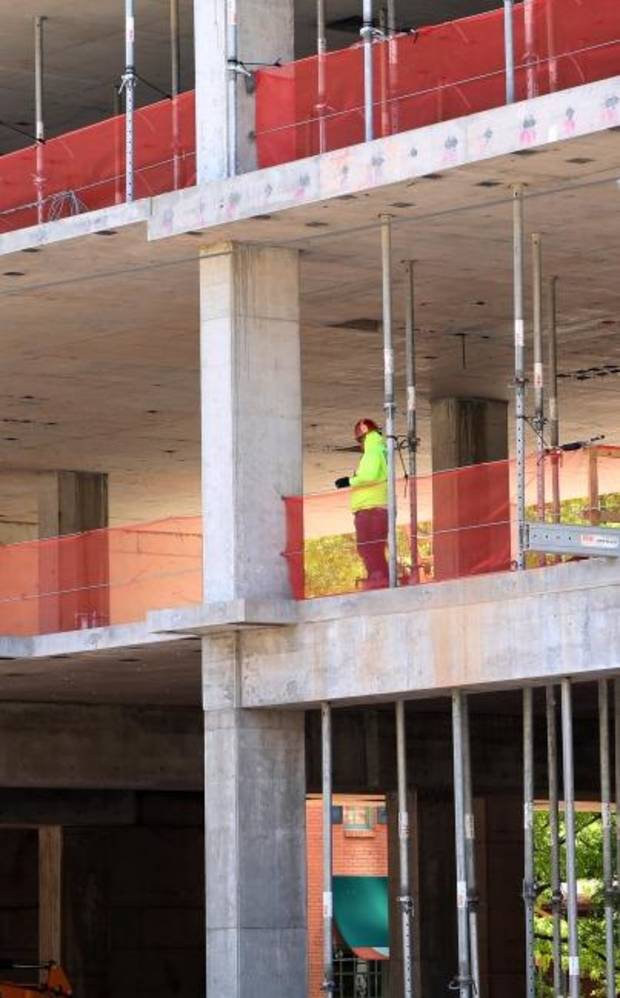 Full-service Bricktown hotel finally coming into view