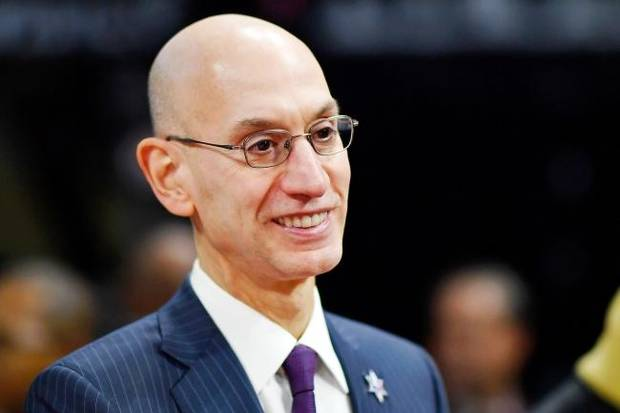 Opinion: NBA can't resume play soon enough, but Adam Silver won't be rushed