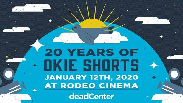 Oklahoma City's deadCenter Film Festival is celebrating 20 years of Okie Shorts with two free back-to-back screenings Saturday at Rodeo Cinema. [Poster image provided]