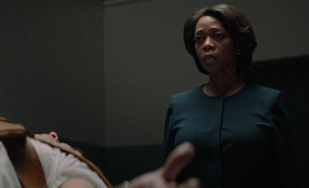 "Alfre Woodard stars in ""Clemency."" [Neon photo]"