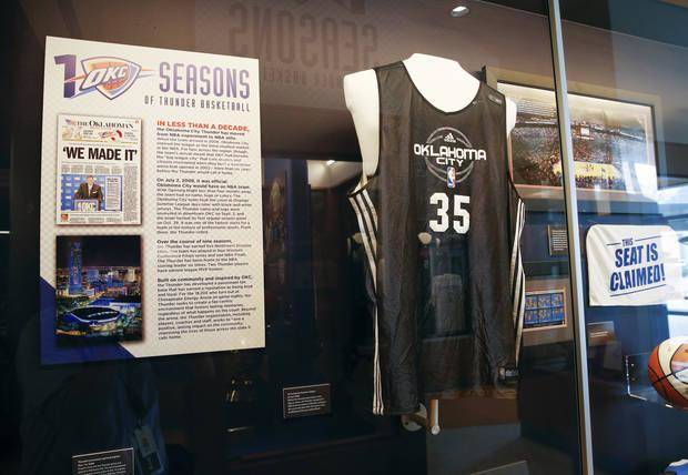 Why the Thunder is intent on preserving pieces of its past