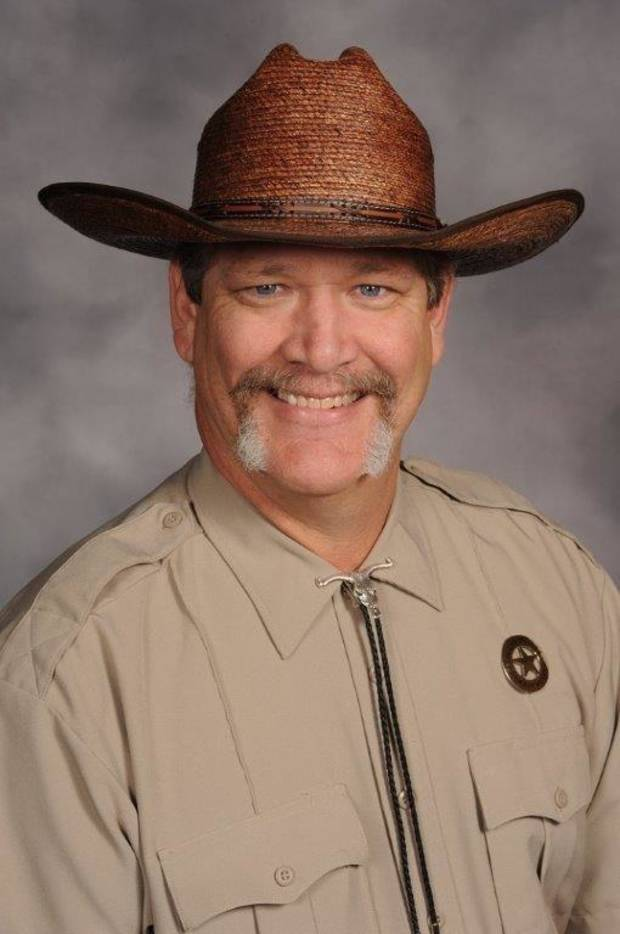 Tim is the head of security and new social media star for the National Cowboy & Western Heritage Museum. [Photo provided]