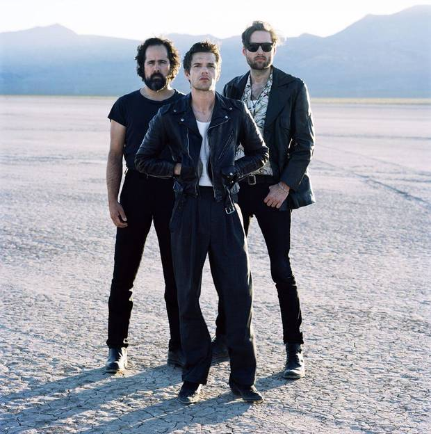 The Killers. Photo provided