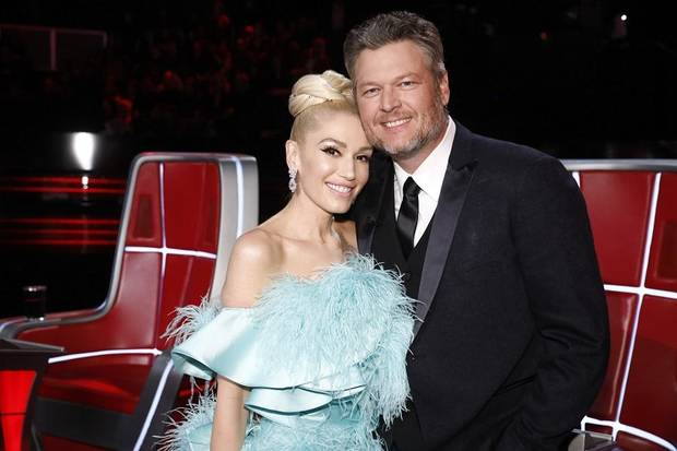 Video: Blake Shelton and Gwen Stefani perform 'Nobody But You' at home in Oklahoma on 'ACM Presents: Our Country'