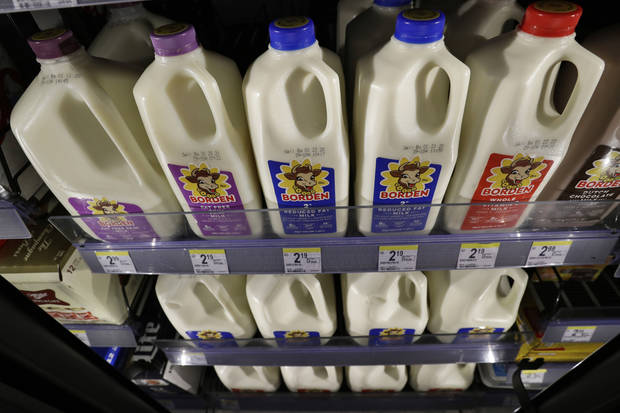 As Americans sour on milk, could these famous dairy brands disappear from your fridge?
