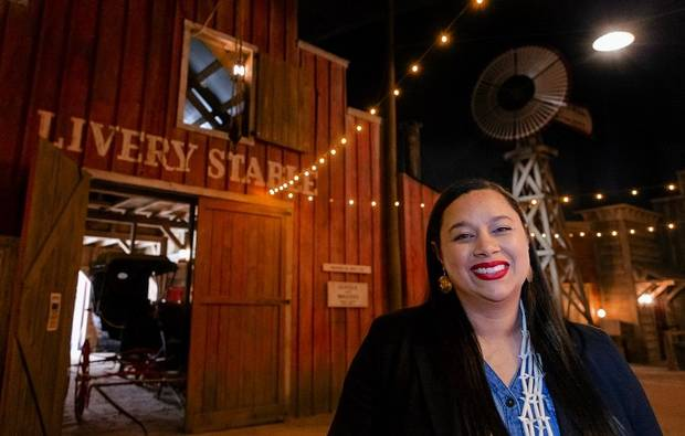 Diana Fields wants people to see their stories at National Cowboy Museum