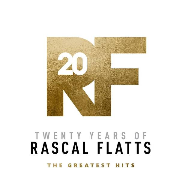 "Superstar country vocal group Rascal Flatts - lead singer Gary LeVox, bassist Jay DeMarcus and guitarist Joe Don Rooney, who hails from Picher - is celebrating their milestone 20th year with their fans with the new compilation ""Twenty Years of Rascal Flatts: The Greatest Hits,"" from Big Machine Records and Disney Music Group/Lyric Street. [Cover art provided]"