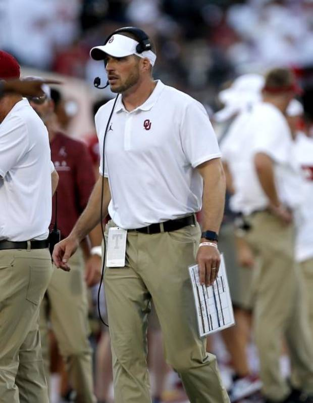 OU football: Sooners' Alex Grinch remained unwavering through difficult performances and was rewarded with a strong showing vs. Baylor