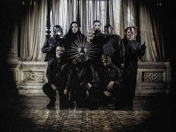 Slipknot [Photo provided]