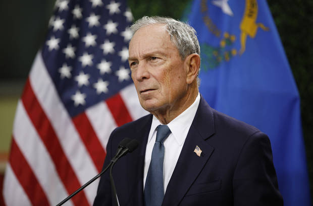 Bloomberg won't file to get on New Hampshire primary ballot