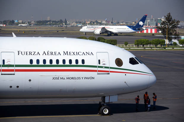 Mexico's president hopes to raffle off presidential jet