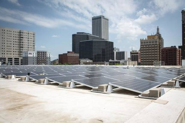 Legislators propose measure to promote the use of solar as an alternative energy source in Oklahoma