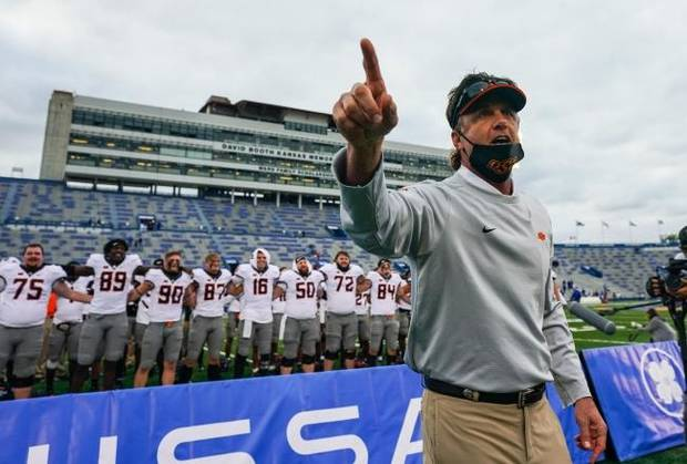 Carlson: Why OSU football has a clearer path to a Big 12 title now