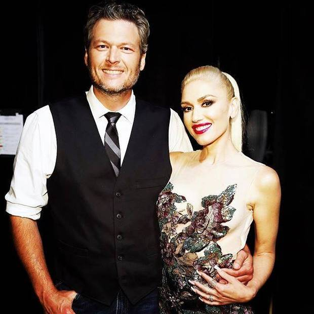 Blake Shelton Skipping The 2017 CMA Awards For Gwen Stefani After ...