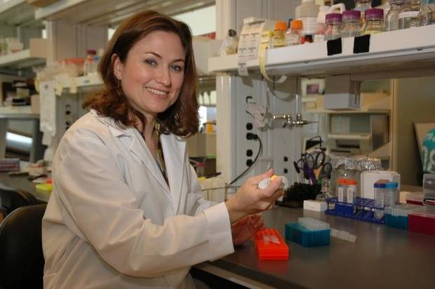 OMRF couple balance a life shared in the lab and home
