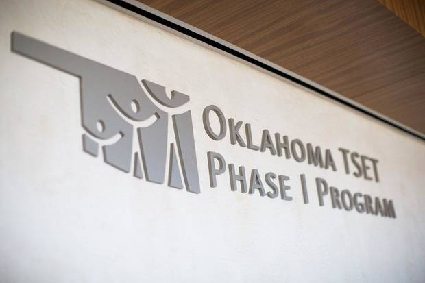 The Oklahoma TSET Phase I Program is ranked among the Top 10 Phase I programs in the nation for number of patients participating.