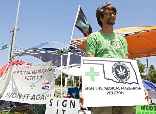 Oklahoma to vote on medical marijuana in June