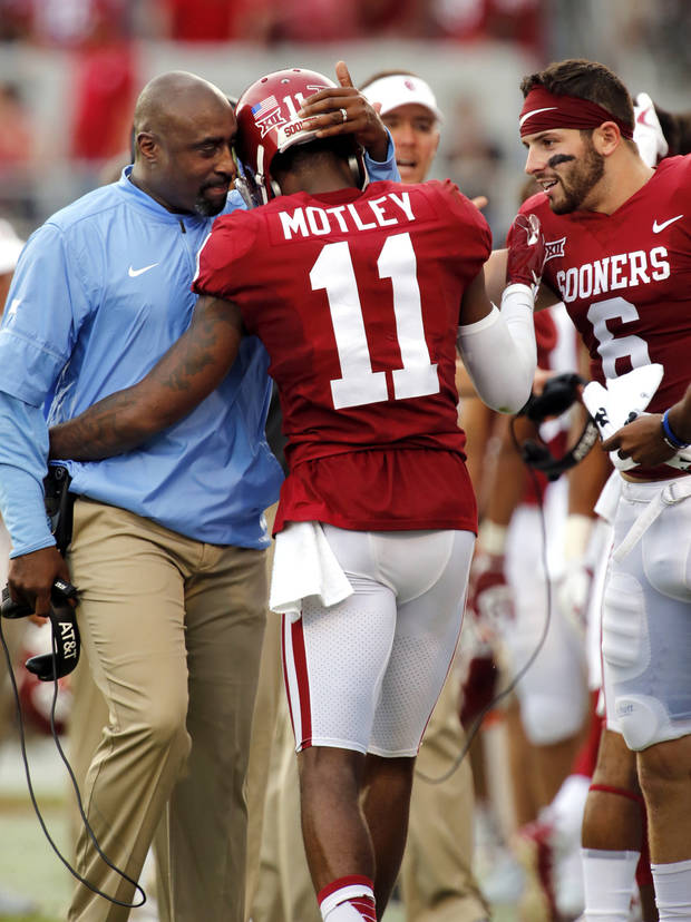 OU football: Sooners cornerback Parnell Motley quickly making a name for himself