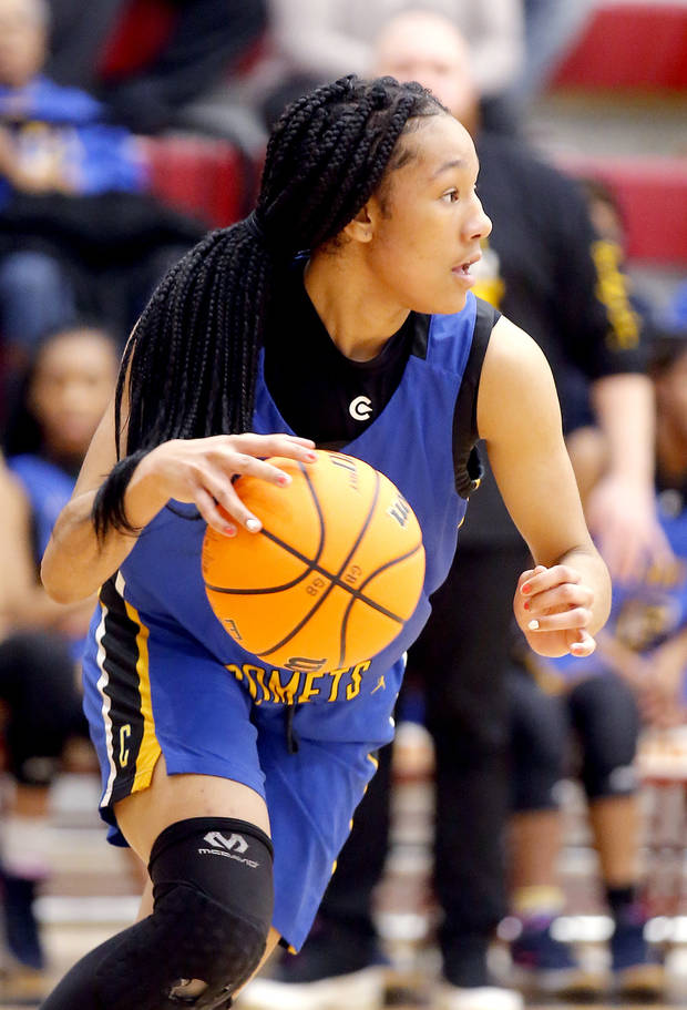 High school girls basketball: Littlepage-Buggs continues to dominate, Classen SAS beats Dale 84-58