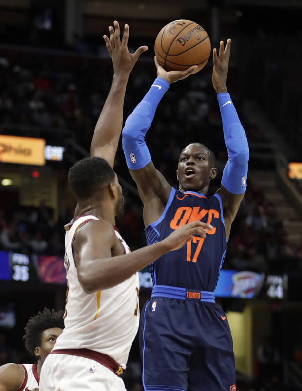 Thunder Buddies podcast: Talking Schroder Time and winning ugly in Cleveland