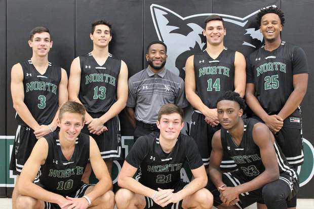 Winding basketball journey finds Norman North coach Kellen McCoy back at home