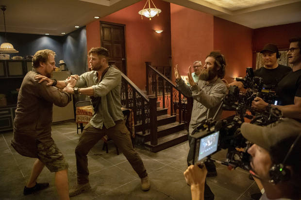 Stuntmen are increasingly Hollywood's go-to action directors