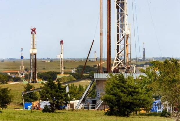 Continental Resources dominated oil production in Bakken and Oklahoma fields