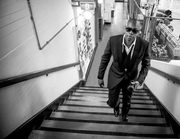 Levelland Productions and Live Nation welcomes Dave Chappelle to The Criterion 7 p.m. June 12. [Photo provided]
