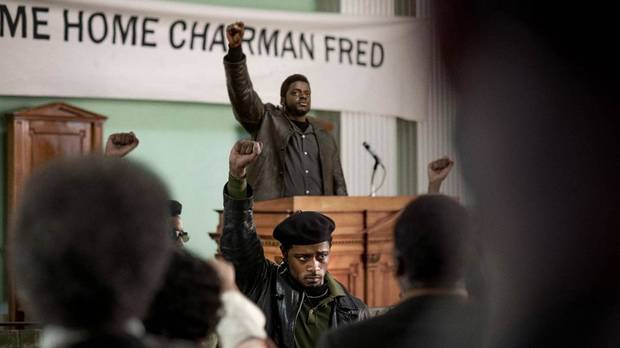 Lakeith Stanfield and Daniel Kaluuya appear in Judas and the Black Messiah by Shaka King, an official selection of the Premieres section at the 2021 Sundance Film Festival. [Courtesy of Sundance Institute]