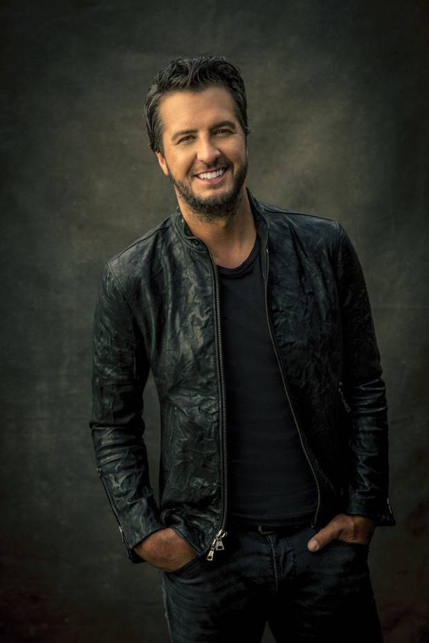 Luke Bryan [Photo provided]