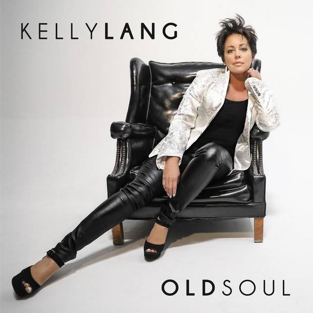 "Singer-songwriter and Oklahoma City native Kelly Lang released Friday her new album, ""Old Soul."" [Cover art provided]"