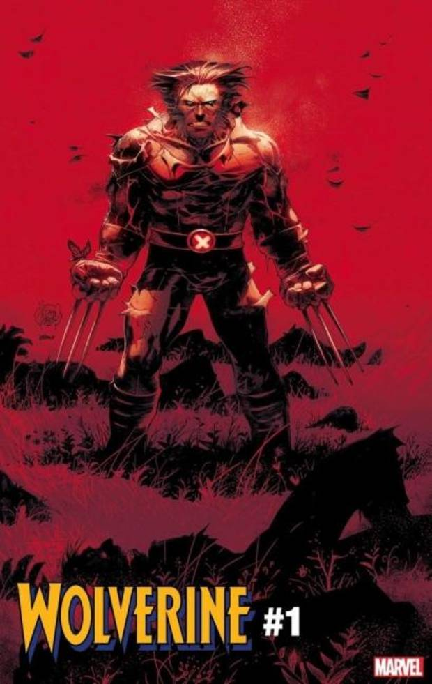 Word Balloons: Wolverine returns in new solo serie