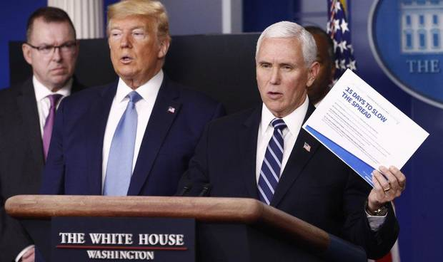 Vice President Mike Pence, wife test negative for COVID-19