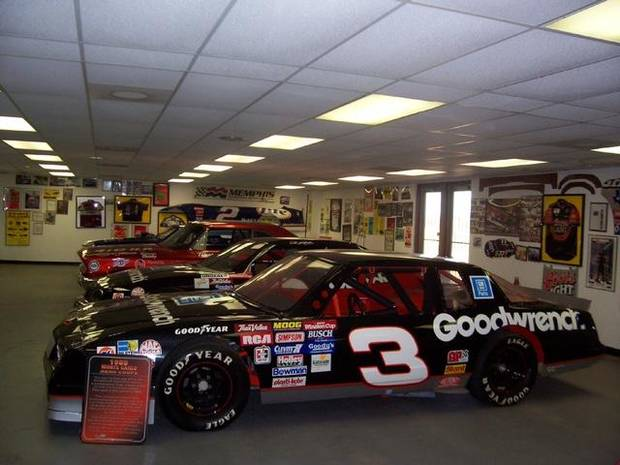 # 3 Dale Earnhardt. Photo provided by Hajek MotorSports.