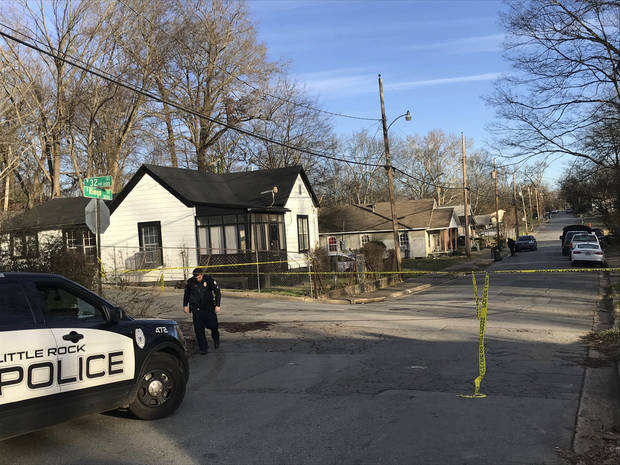 Police ID 2 women killed in shooting at Little Rock home