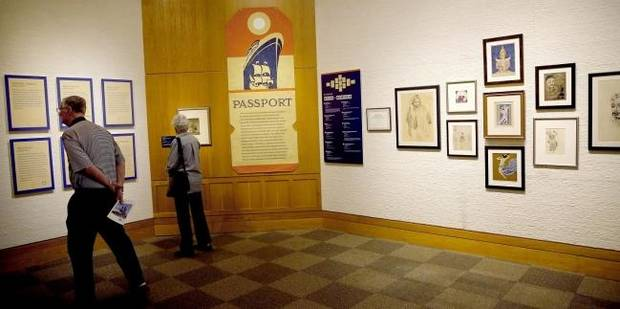 National Cowboy Museum exhibit 'Passport' offers globe-trotting artistic insights